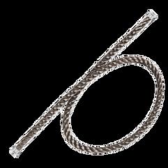 风暴灰色链绳