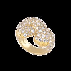 Ombre Féline系列戒指