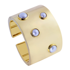 黄金珍珠手环