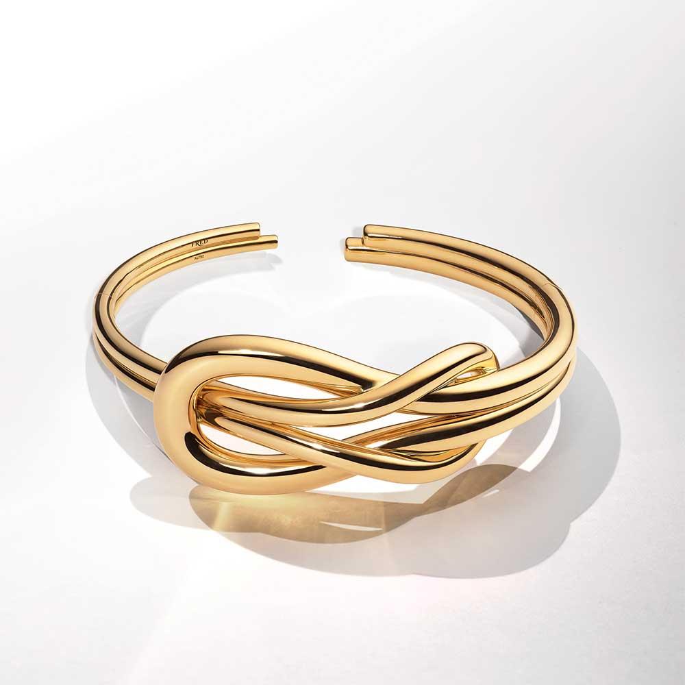 设计师Annelise Michelson及其为Chance Infinie系列设计的胶囊系列